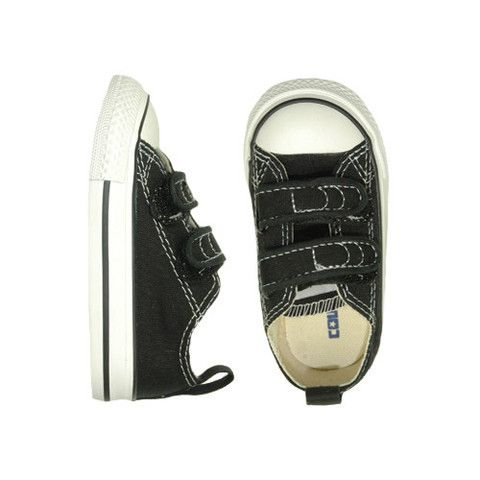 Converse All Star 2-strap - mini mioche - organic infant clothing and kids clothes - made in Canada