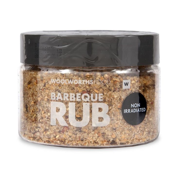 Barbeque Rub 100g