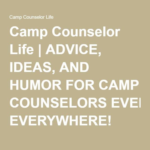 Peste  Dintre Cele Mai Bune Idei Despre Summer Camp Counselor