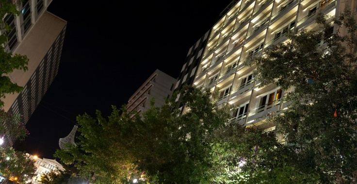 Hotel Electra Hotel Athens... http://www.traveltoathens.eu/index.php/hotels/212-electra-hotel-athens