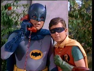 Gotham Alleys: Batman in 1960's: Adam West