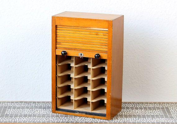 Chariot antique armoire tablette tablette armoire Bureau de design d'industrie du bois tiroir armoire