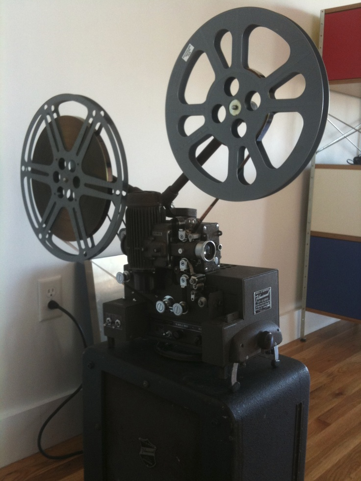 16mm Reel Movie Projectors: 17 Best Images About Cinemas And Projection On Pinterest