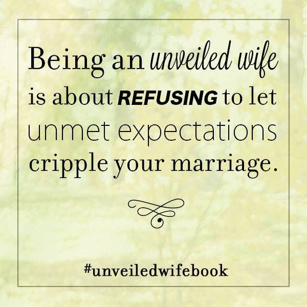 Being an Unveiled Wife