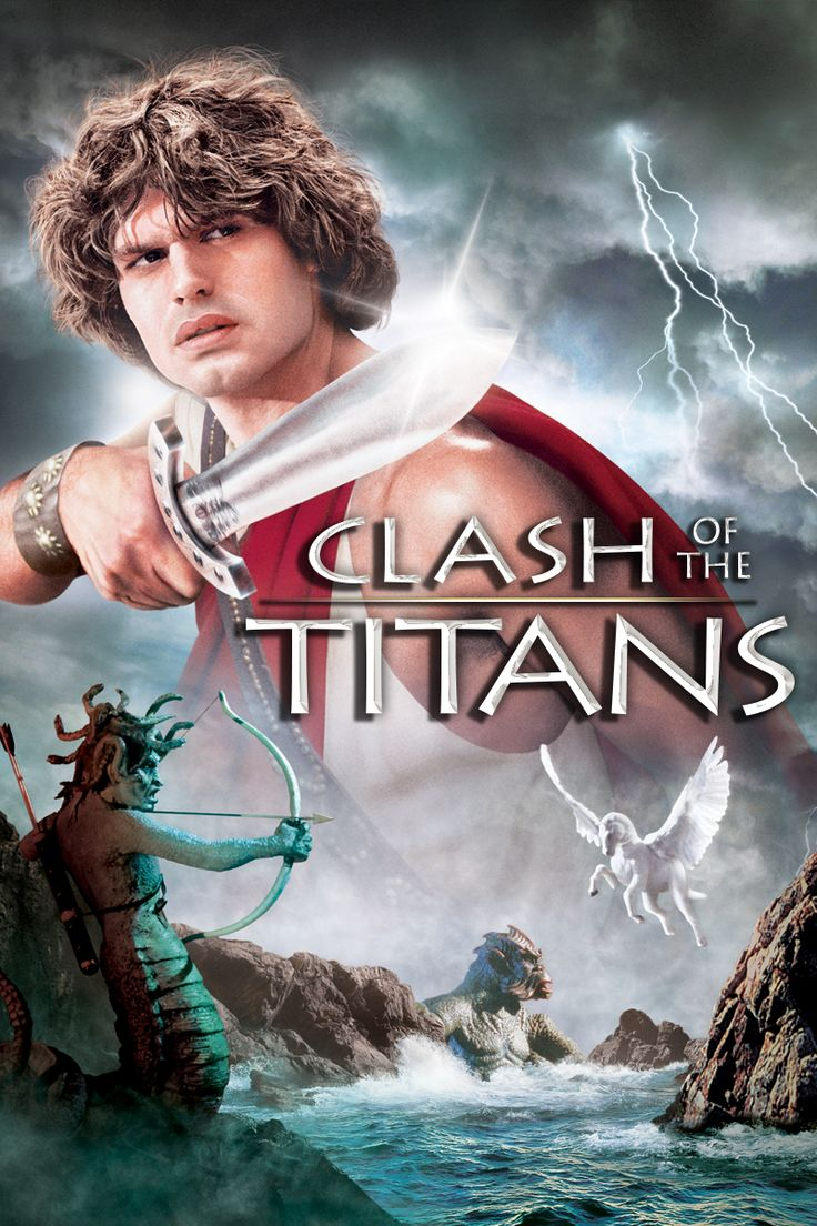 Clash of the Titans (1981).Even with all the technology from modern day, I still prefer this versión