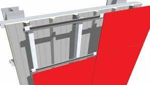 """""""Paneles de Revestimiento exterior F-Max"""". Sistema de montaje con guías de aluminio. Placas Inalterables. Impermeables. Resistentes a toda climatología. Eternos. Calidad superior. Espesores desde 3mmm hasta 13mm. Elaboración especial y a pedido hasta 25mm."""
