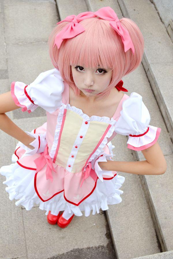 Resultado de imagen de madoka magica kawaii | cosplay ...