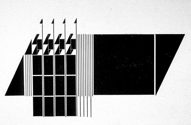 Beverly Hills High School Commencement (Alvin Lustig, 1942)