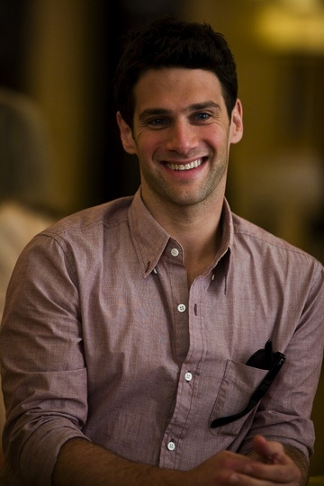 Justin Bartha. My new obsession