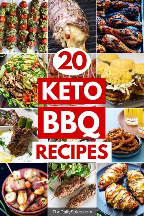 20 köstliche Keto BBQ-Rezepte für das Sommergrillen