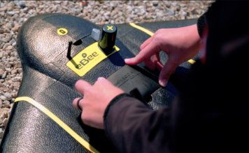 senseFly Corridor solution boosts efficiency of  linear mapping projects