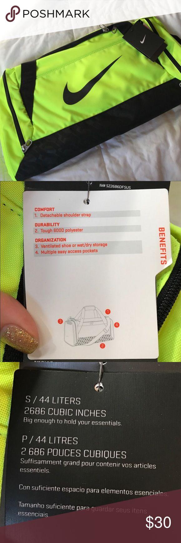 detailing b35a5 3e36f nike bags gym sack poshmark - hartvignissen.com 220dc9507b