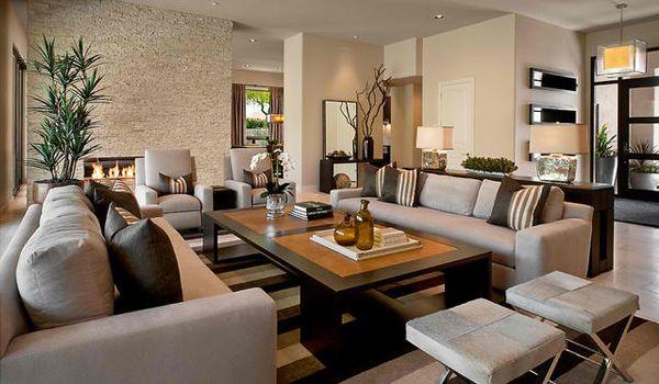 How to Arrange Living Room Furniture | Home Design Lover