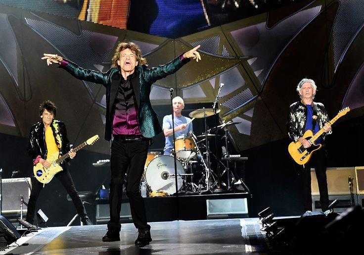 Moncler homenageia os Rolling Stones com coleção cápsula