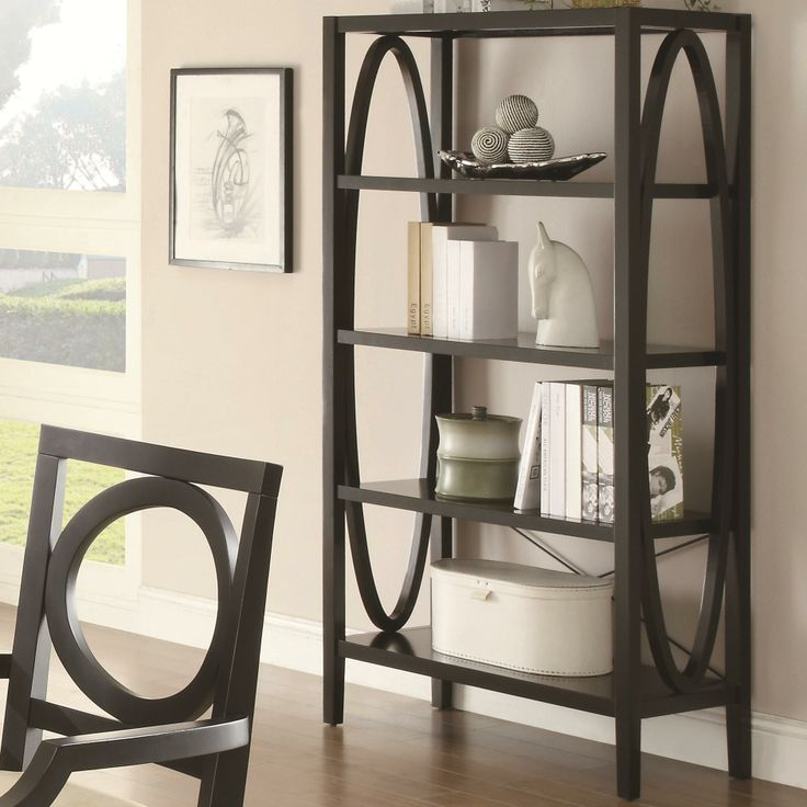 800460 Contemporary Open Bookcase : *buy, sell, trade, Furniture @ Barter Post : Bookcases ...