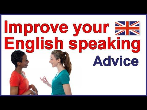 How to improve your spoken English - learn English,communication