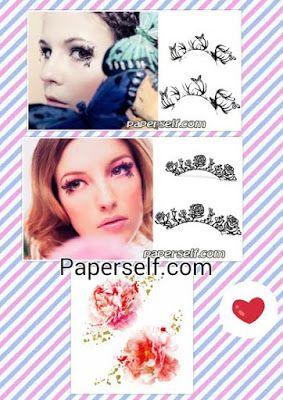 Haul! Paperself❀,Temporary Tattos davvero belli ! , Ciglia finte bellissime davvero molto particolari sul sito ci sono tantissimi modelli perfetti per hallloween o carnevale^_^‿◕。 Spero che i miei acquistini vi piacciano! ♥Guarda il video qui:https://www.youtube.com/watch?v=U7Molf6Y3PM  Paperself :Web: www.paperself.com  Tatuaggio : http://www.paperself.com/view_product.php… Ciglia finte: http://www.paperself.com/view_product.php… http://www.paperself.com/view_product.php…