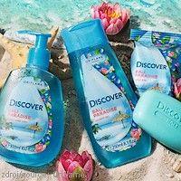 #Discover Bali #Oriflame - sprchový gel, mýdlo www.orif24.cz