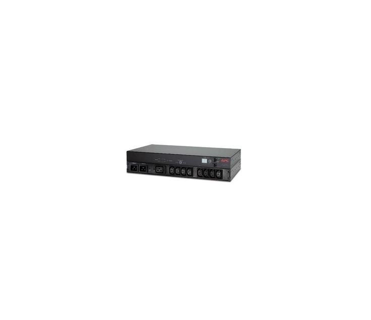 APC AP7730 Automatic Transfer Switch 200-208V Rack-Mount Transfer Switches ATS 20A AP7730