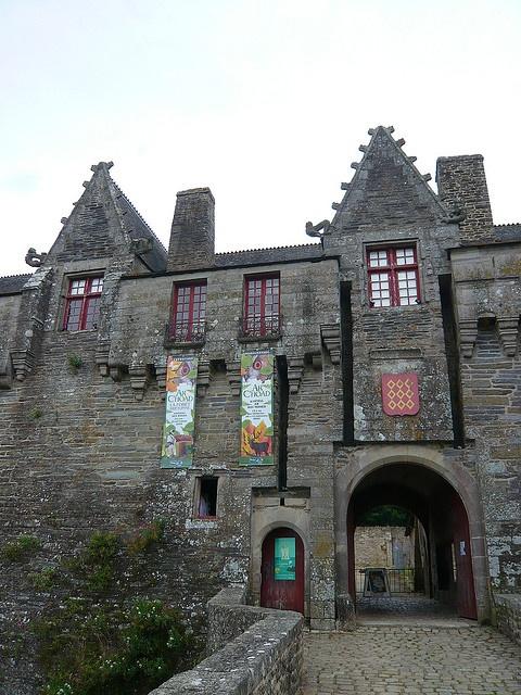 Château de Pontivy - Morbihan