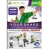 Your Shape Fitness Evolved (Video Game)By UBI Soft
