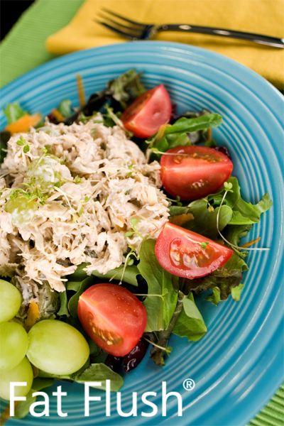 Chicken Salad- Official Fat Flush Recipe