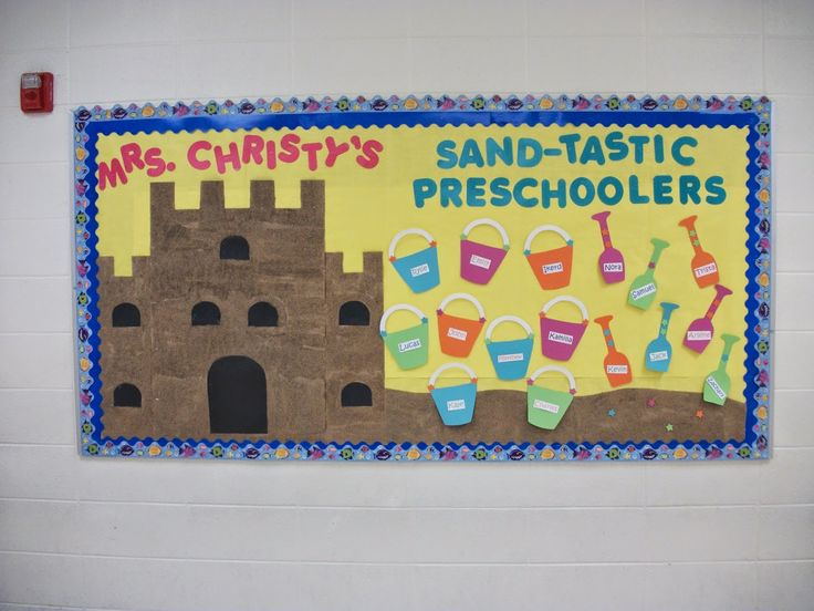 Mrs. Christy's Classroom Experiences: Back to School Bulletin Boards, Ocean Theme,