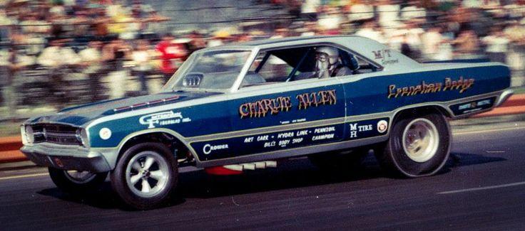 Vintage Drag Racing - Charlie Allen