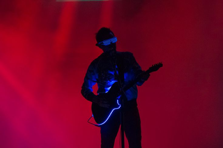 Muse and Thirty Seconds to Mars bring Arena Rock and a Monsoon to PNC | Shutter 16 Magazine