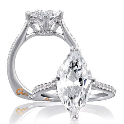 25 best ideas about marquise cut engagement rings on