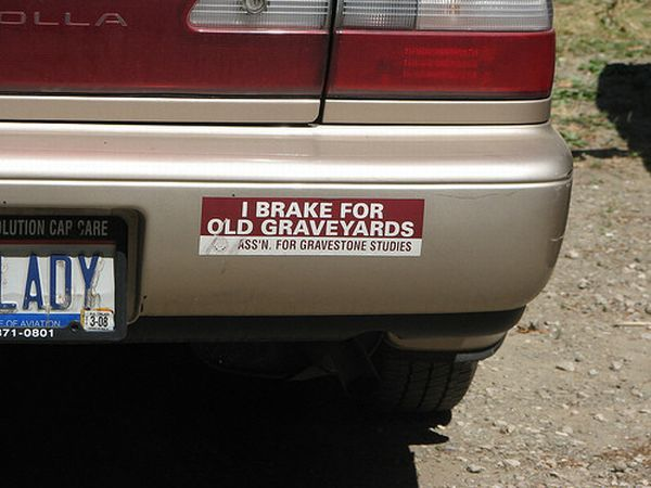 Getting this for my nana · funny bumper stickers