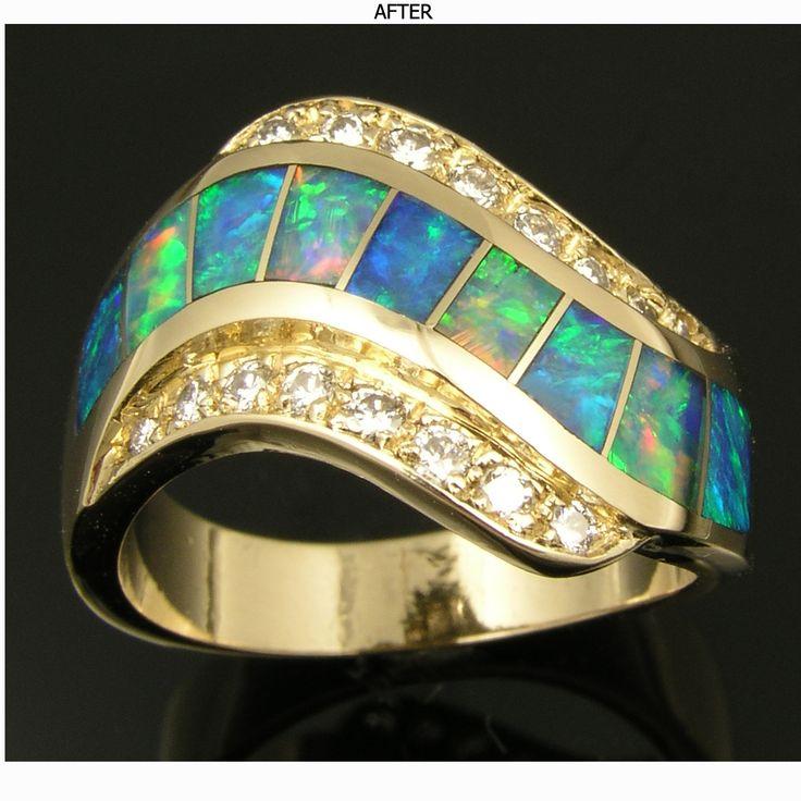 opal jewelry - Google Search