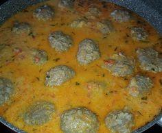 Rezept Dampf-Fleischbällchen in Tomatensauce von RoxanaK - Rezept der Kategorie Hauptgerichte mit Fleisch
