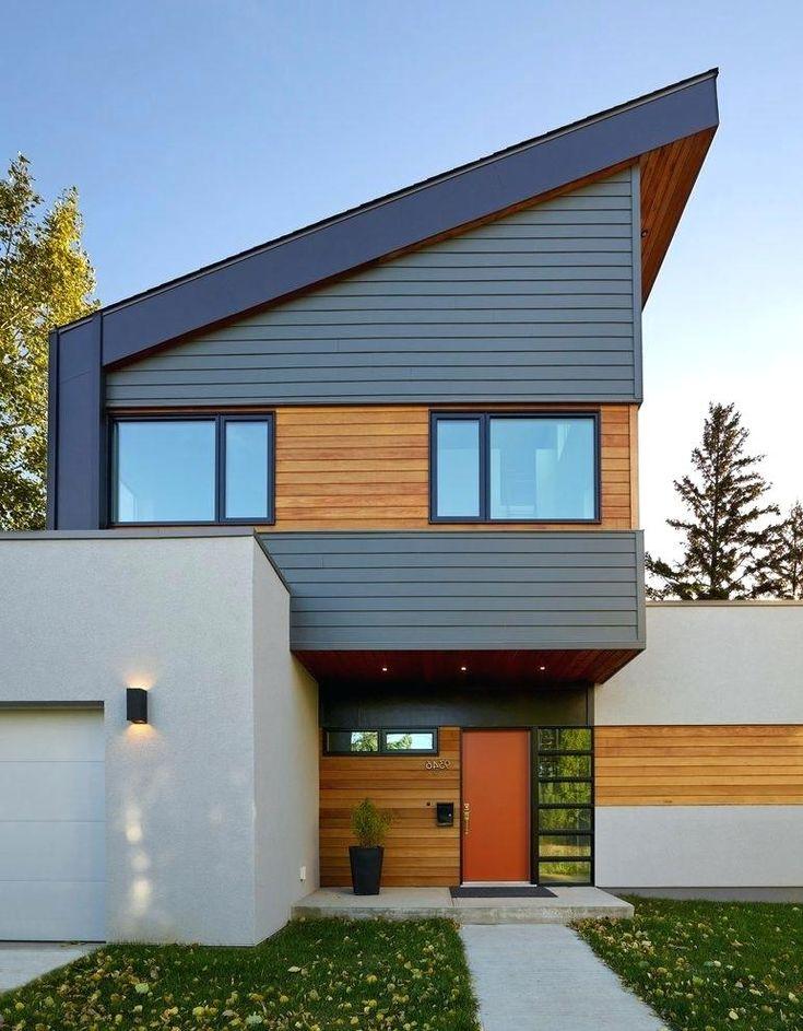 Contemporary Homes With Cedar Siding Modern Cedar Siding ...
