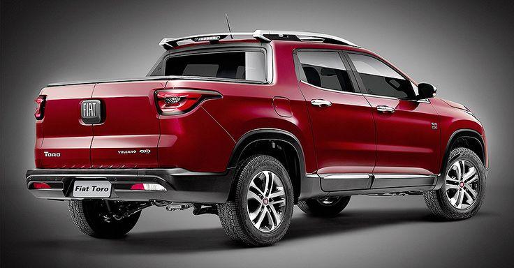 Fiat Toro (após o Carnaval): primeira picape média da marca, montada sobre a base do Jeep Renegade em Goiana (PE), promete revolucionar o segmento com preços atraentes e tecnologia