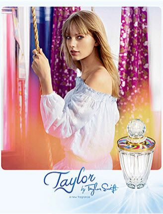 Taylor Swift to launch new fragrance, Taylor by Taylor Swift
