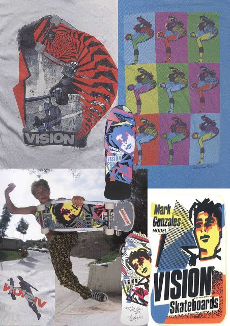 Vision Skateboards--Mens Collections: December 2012
