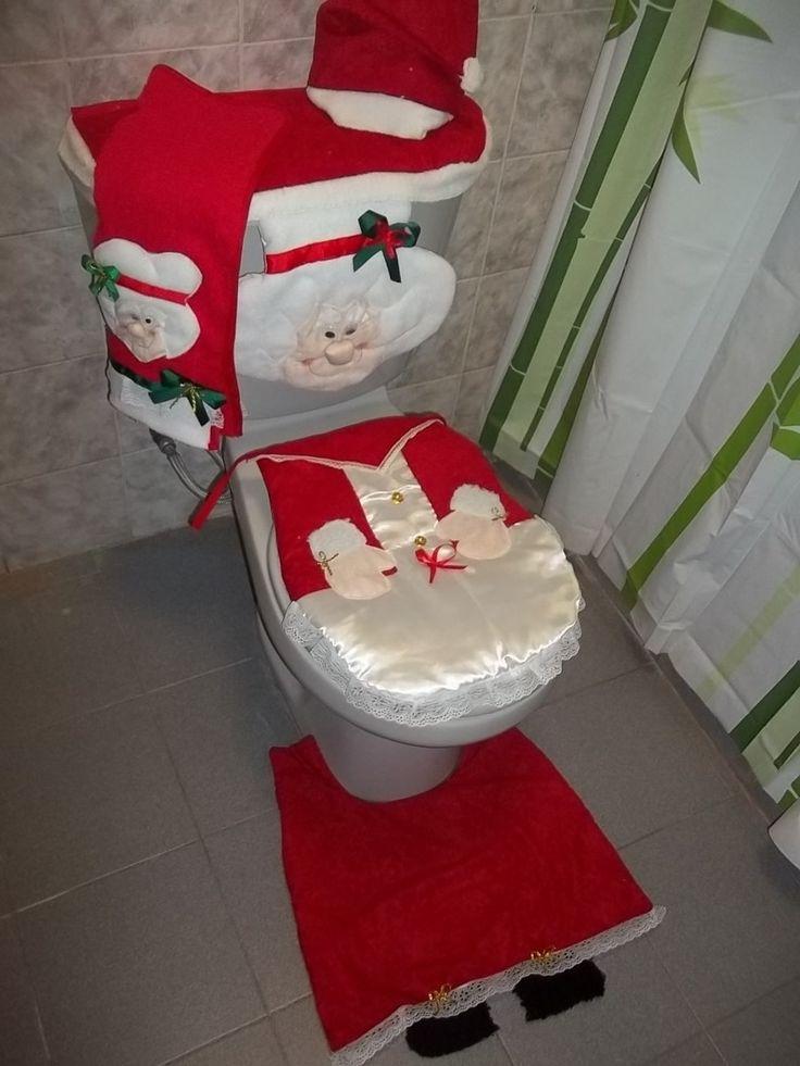 Juegos de baño navideños - Imagui