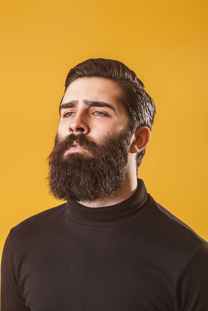 A recent shoot with Diego Barrueco and Chris Millington. Beard and Mustache.