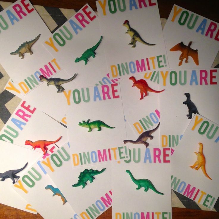 Free Printable You Are Dinomite Valentines Day Cards