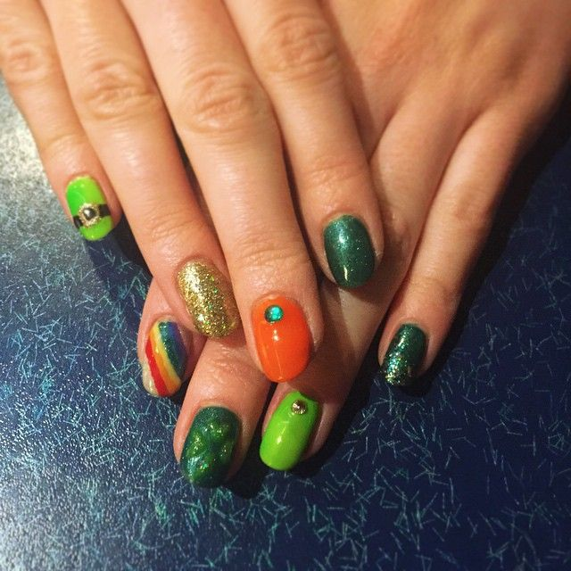 Nail design trends are always changing and it's easy to see why! New materials are opening up doors to new possibilities and people are using their imaginations