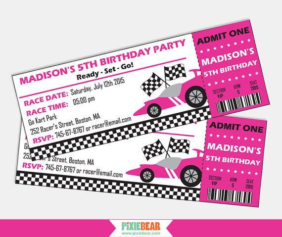 Best Cars Birthday Invitations Ideas On Pinterest Car Themed - Homemade hot wheels birthday invitations