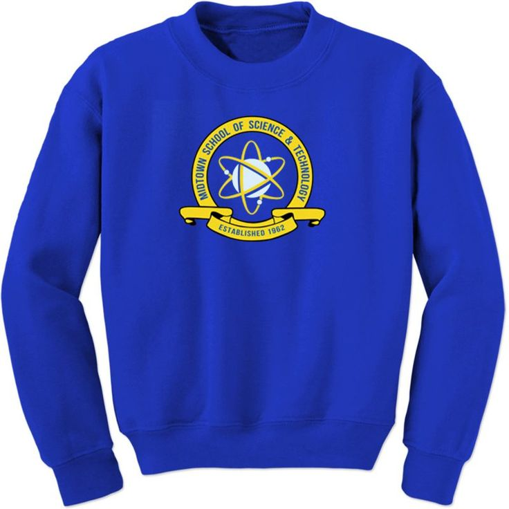 Midtown School Of Science And Technology Sweatshirt