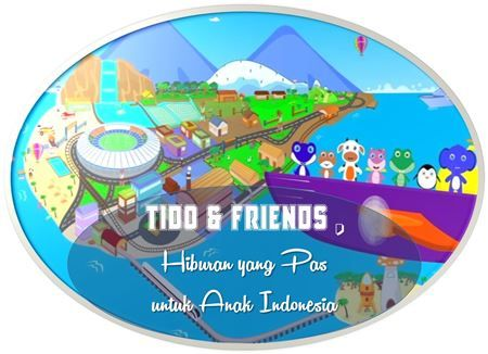 Mugniar's Note: Tido & Friends Hiburan yang Pas untuk Anak Indonesia.  Di dalam DVD ada ada 8 lagu. Semua temanya khas anak-anak. Sederhana, riang, dan terkait dengan keseharian, seperti lagu Jujur Itu Hebat, Bernyanyi Bersama, Indahnya Pagi, Makan, dan Hari Libur. Ada pula yang bertema teknologi, agar anak-anak mengenal produk teknologi canggih seperti lagu berjudul Mobil Listrik. Selain lagu anak-anak ada juga game edukasi berbasis android/PC, ebook edukasi, dan colouring sheet.