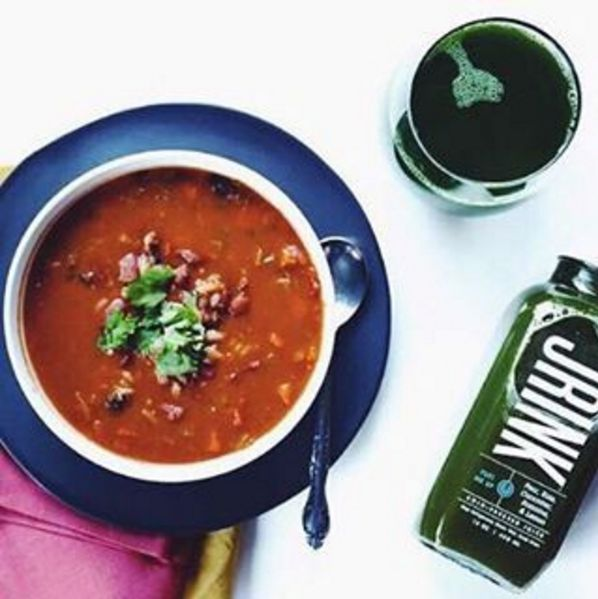 Warm up & stay healthy this weekend with soup from Souper Girl (@thesoupergirldc) and juices from JRINK Juicery (@jrinkjuicery), both with locations in Washington, DC. Souper Girl uses fresh, local ingredients in their soup, and you can find their soup not just at their store but also at various shops & stores around the area, including Whole Foods & Costco! Find a full list on their website.
