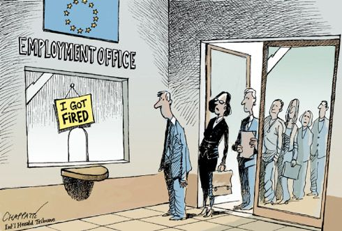 Unemployment in Europe: Everybody's business