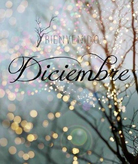 Uuuuy sii que emoción DICIEMBRE el mes que menos me gusta, eeewwwwww vete ya! injusto diciembre.