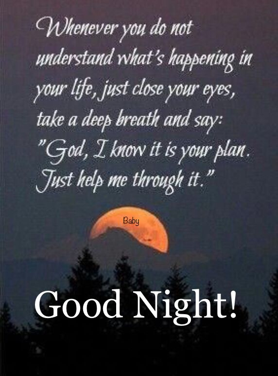Good Night Inspirational Quotes Good Night Quotes Quotes
