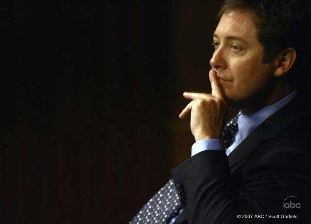 Alan Shore (James Spader). Boston Legal (2004-2008)