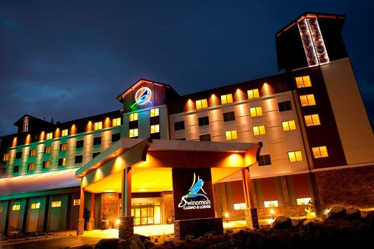Washington State Casinos With Hotels